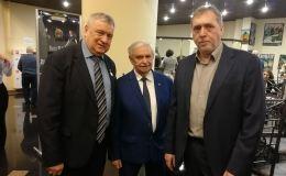 Альберт Лиханов получил премию «Своя Колея» Владимира Высоцкого