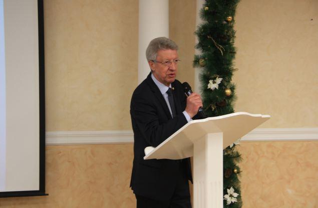 Николай Липатников официально объявил о снятии полномочий президента Вятской ТПП