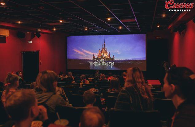 В кинотеатре «СМЕНА» проходят специальные сеансы для мам с малышами