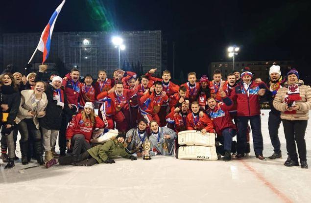 Кировчанин – чемпион мира по хоккею с мячом