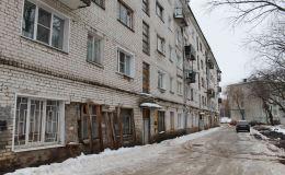 В Кирове разрушается пятиэтажка