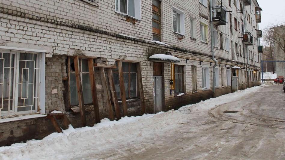 Пятиэтажку на Октябрьском проспекте отремонтируют