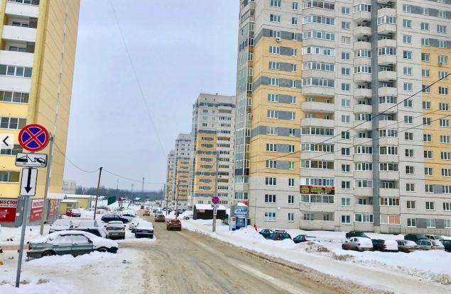 Средняя высота кировской новостройки - 15 этажей