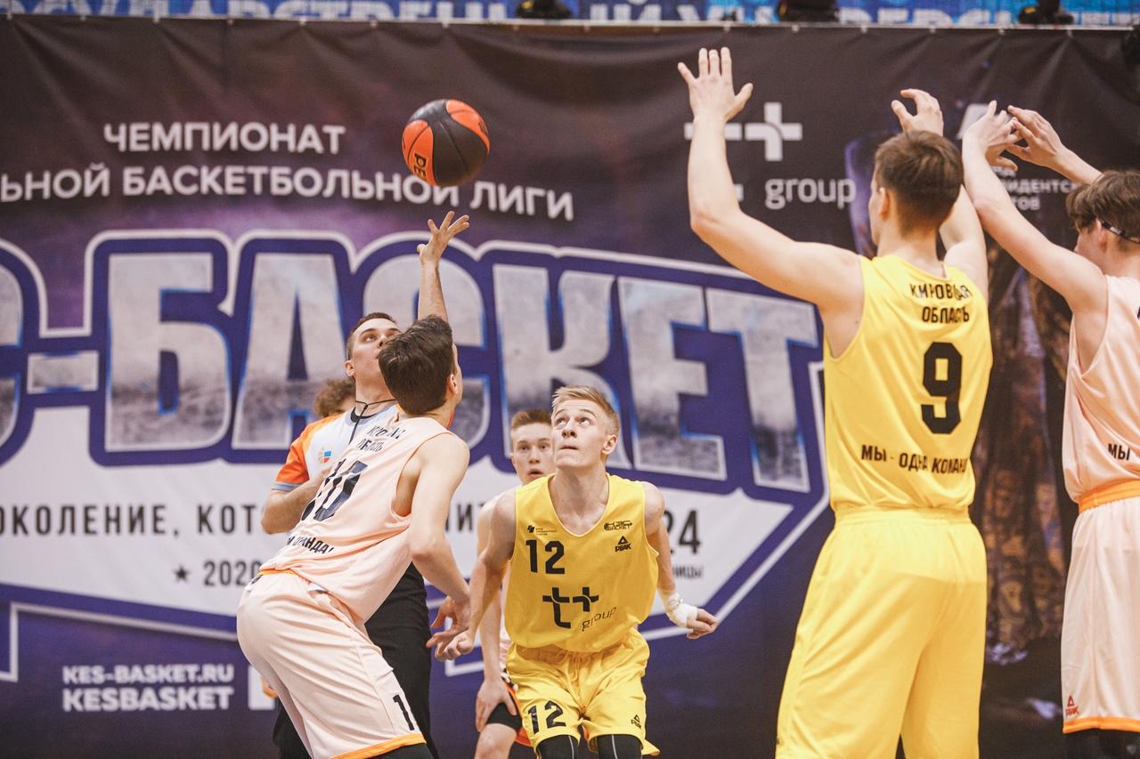 Суперфинал Чемпионата ШБЛ «КЭС-БАСКЕТ» пройдет в Кирове