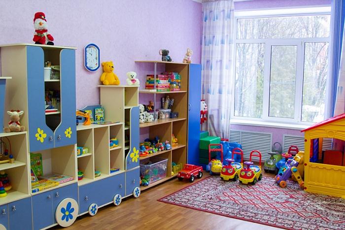 В Кирове начал работать детский сад для детей учителей и медработников
