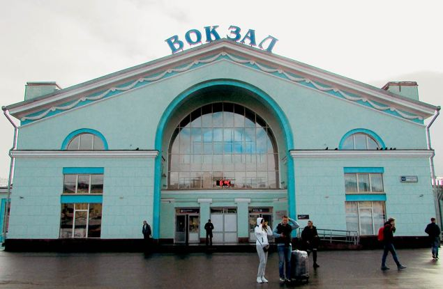 На ремонт железнодорожного вокзала Кирова выделят 100 млн рублей