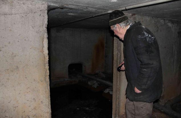 В подвале на Воровского обнаружили озеро червей