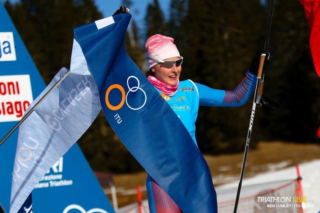 Кировчанка – чемпионка мира по триатлону