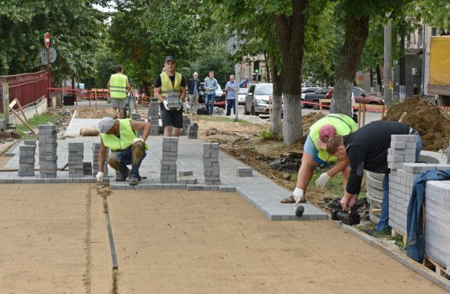 В Кирове путём голосования выберут пешеходные зоны для ремонта