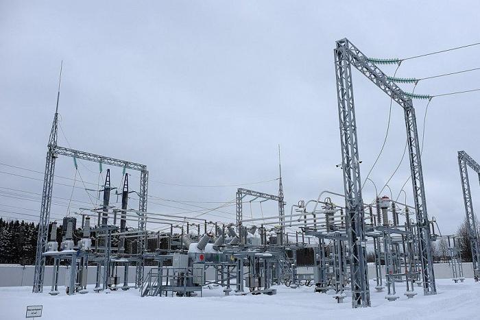 В Кирове запустили современную подстанцию «Урванцево»