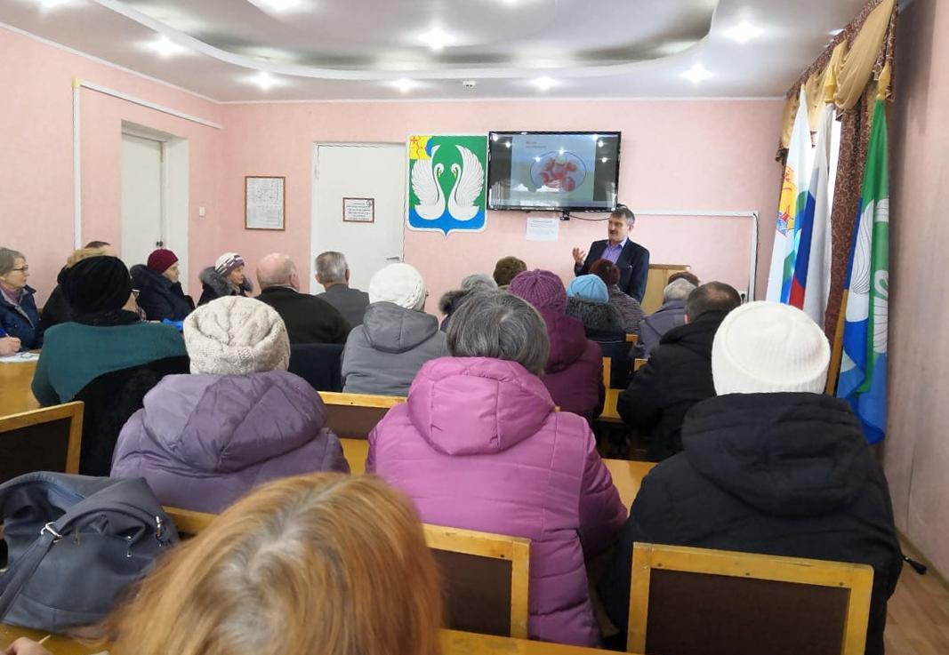 Лекции Школы Садоводов Олега Валенчука прошли в Уржуме и Лебяжье