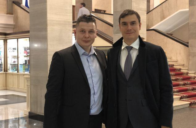 Федор Лугинин: у депутата Госдумы - вятские корни!