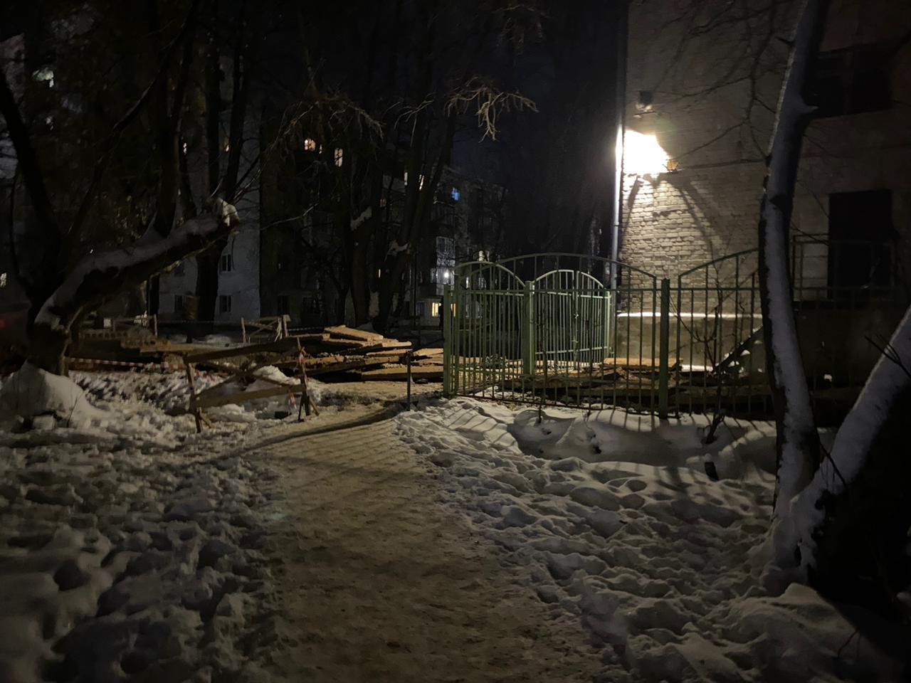 В Кирове после ремонта теплотрассы в траншее нашли труп пенсионера