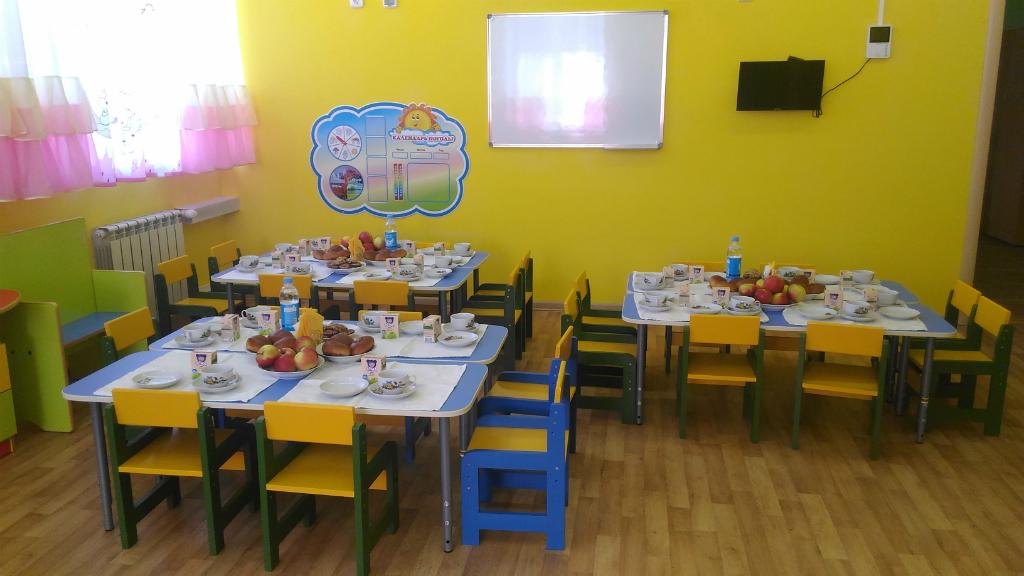 Детские сады Кирова перейдут на единое десятидневное меню