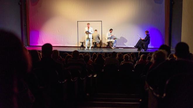 Зрительный зал «Театра на Спасской» превратится в место для разговора о прошлом