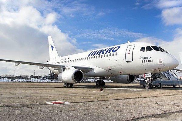 Из Кирова в Крым можно будет улететь иркутскими самолетами