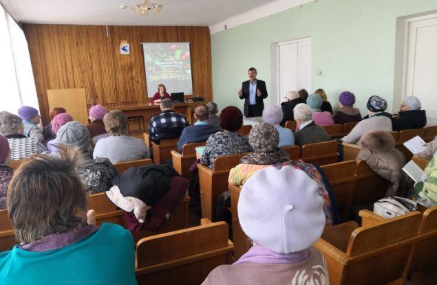 Лекции Школы садоводов прошли в Вятских Полянах и в Малмыже