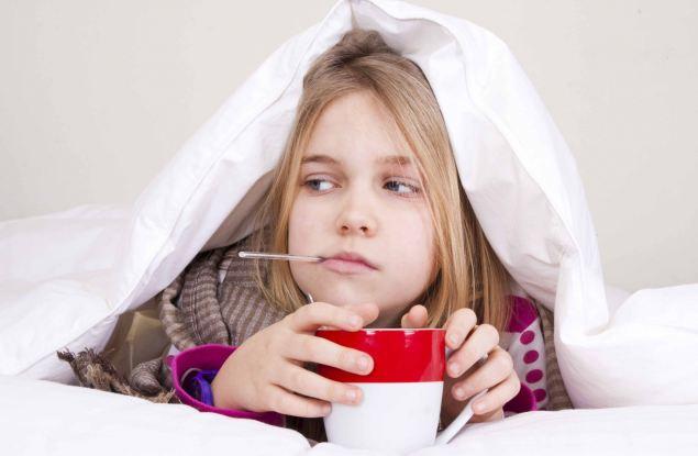 В Кировской области продолжает распространяться  грипп