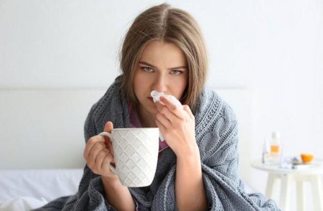 Как не допустить простуду?