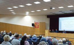 Председатели СНТ обсудили вопросы обслуживания электросетей