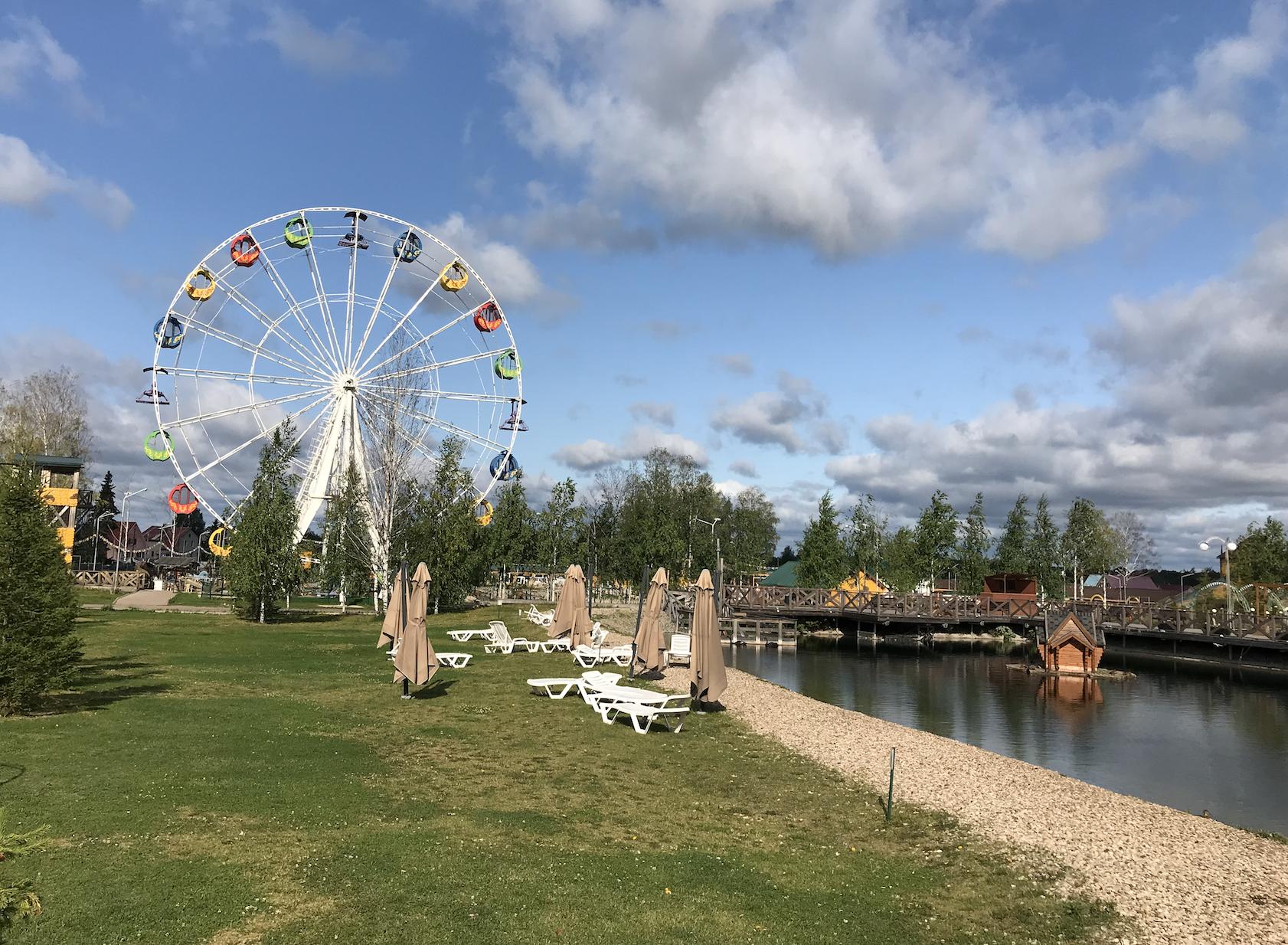 В Кировской области может появиться еще один парк развлечений