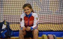 Ксения Козина о тяжёлой атлетике