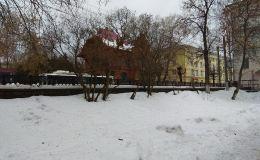 На этой неделе в Киров придут снегопады