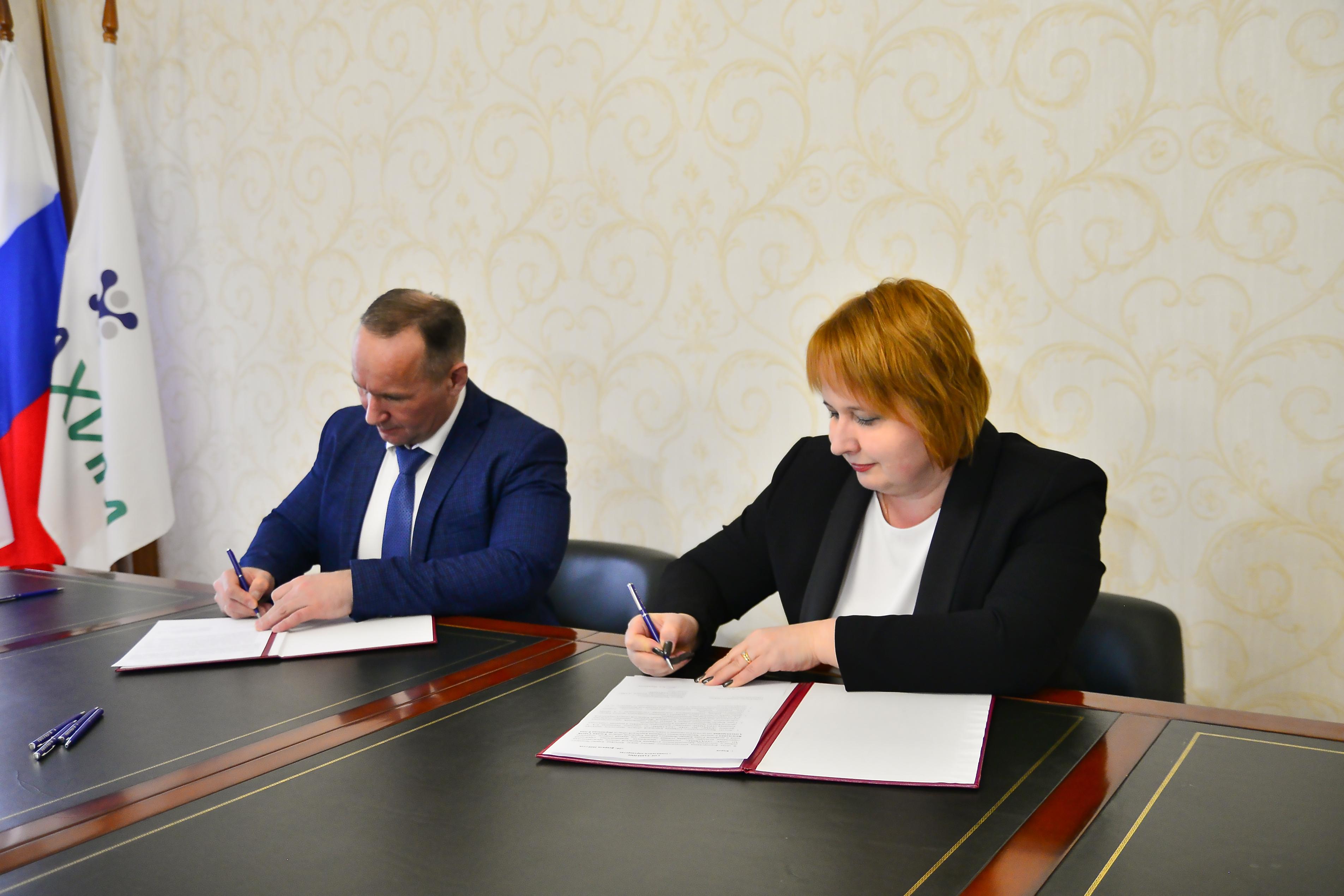 Социальное партнерство с районами Кировской области