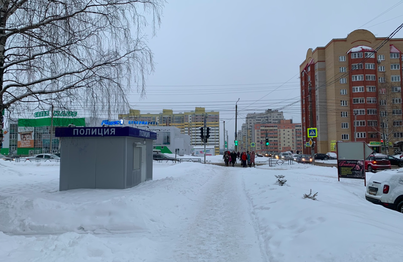 Три опорных пункта полиции пустуют в Кирове больше года