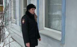 Полицейские навестили спасенных детей в больнице