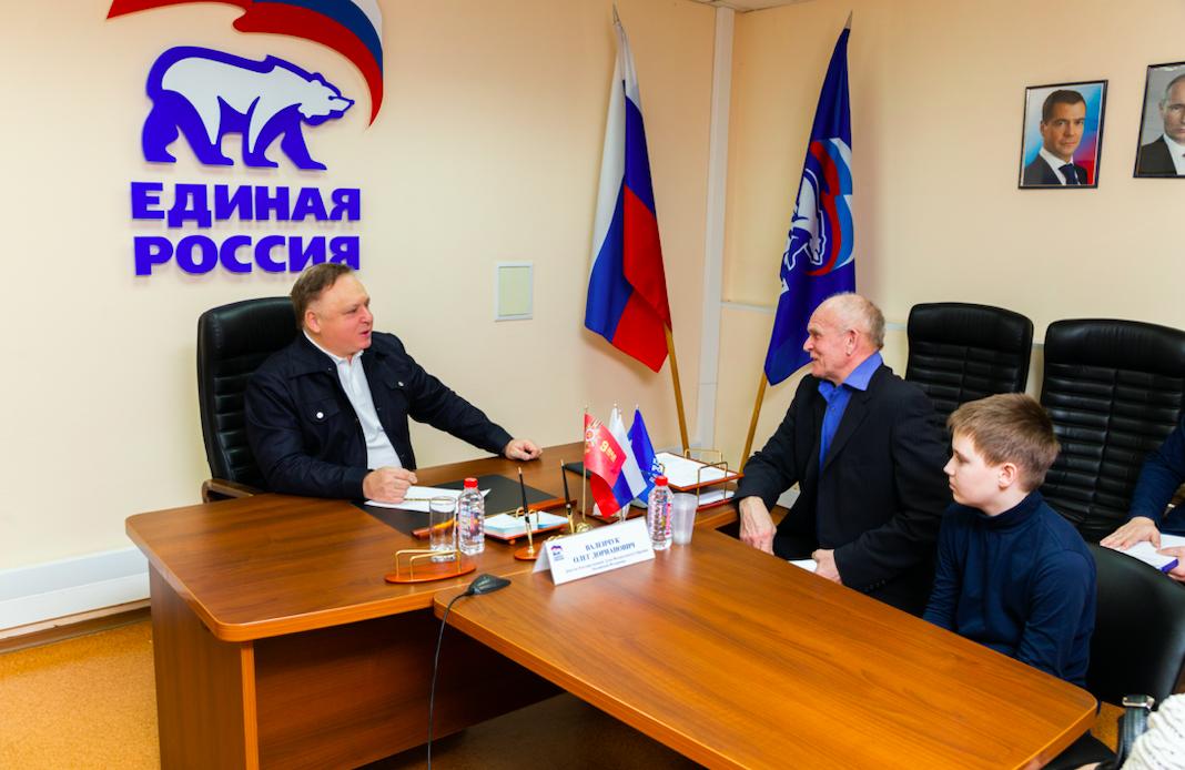 Олег Валенчук: Целостность нашей страны будет закреплена в Конституции