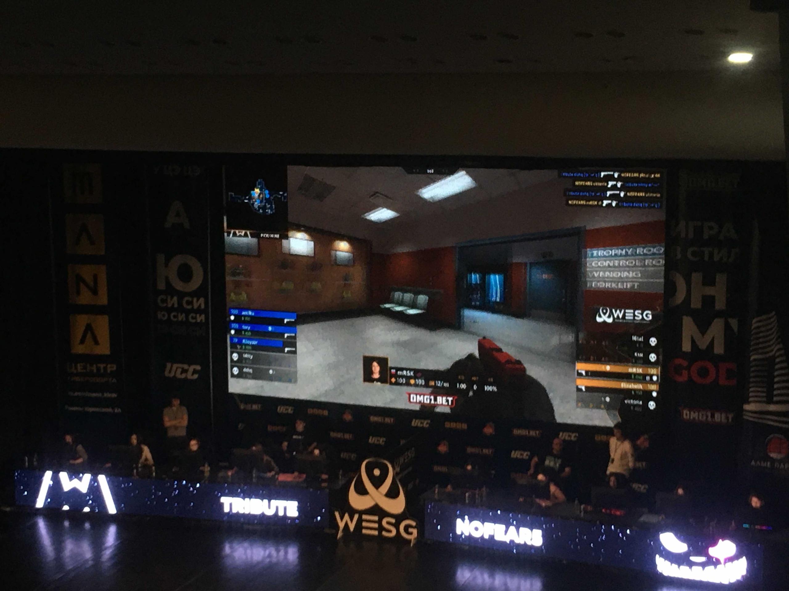 В Кирове определили чемпионов WESG Russia по Dota 2 и Counter-Strike: Global Offensive