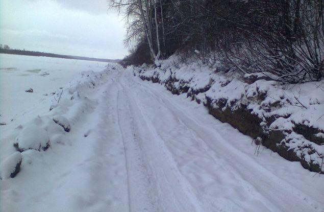 Территорию памятника федерального значения в Кировской области распахали под дорогу