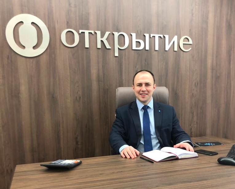 Задай вопрос управляющему банком «Открытие» в Кировской области Юрию Садакову