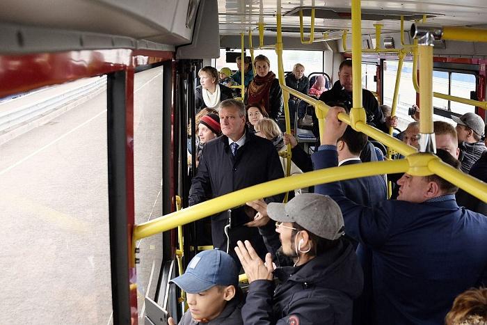 «Умный» проезд принесет кировским льготникам билеты в кино и театр