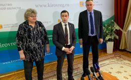 Дмитрий Курдюмов о коронавирусе в Кирове