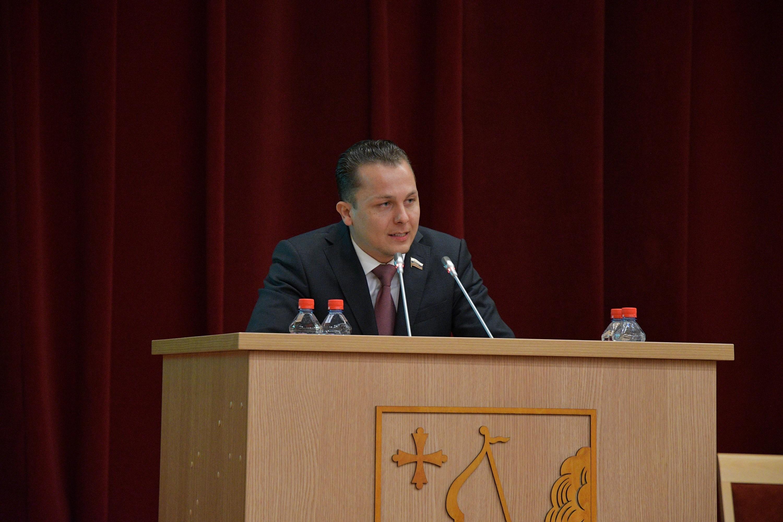 Георгий Лугинин о разладе в кировской ЛДПР