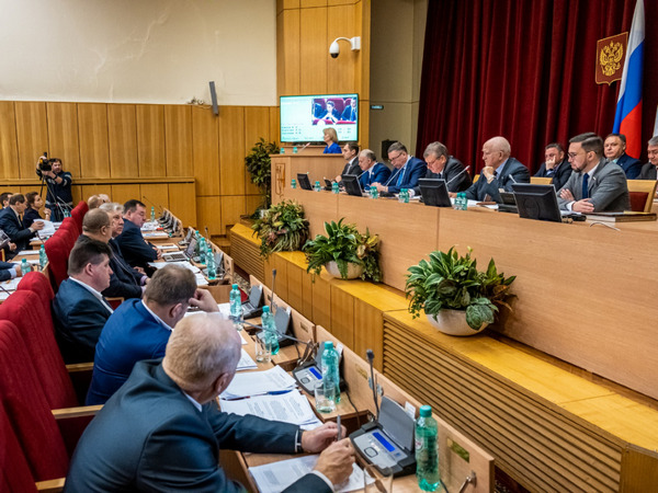 На чужом примере. В Законодательное собрание Кировской области не пустили депутата