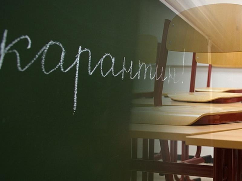 Школы Кирова закрывают на карантин