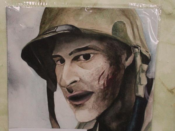 Конкурс рисунков, посвященный 75 годовщине Победы в Великой Отечественной войне, провели в Арбаже