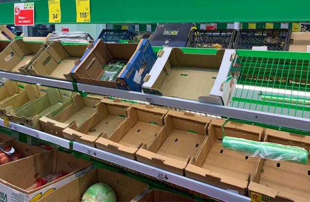 В Кировской области ведётся ежедневный мониторинг цен на продовольственные товары