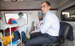 Дмитрий Курдюмов о ситуации с коронавирусом
