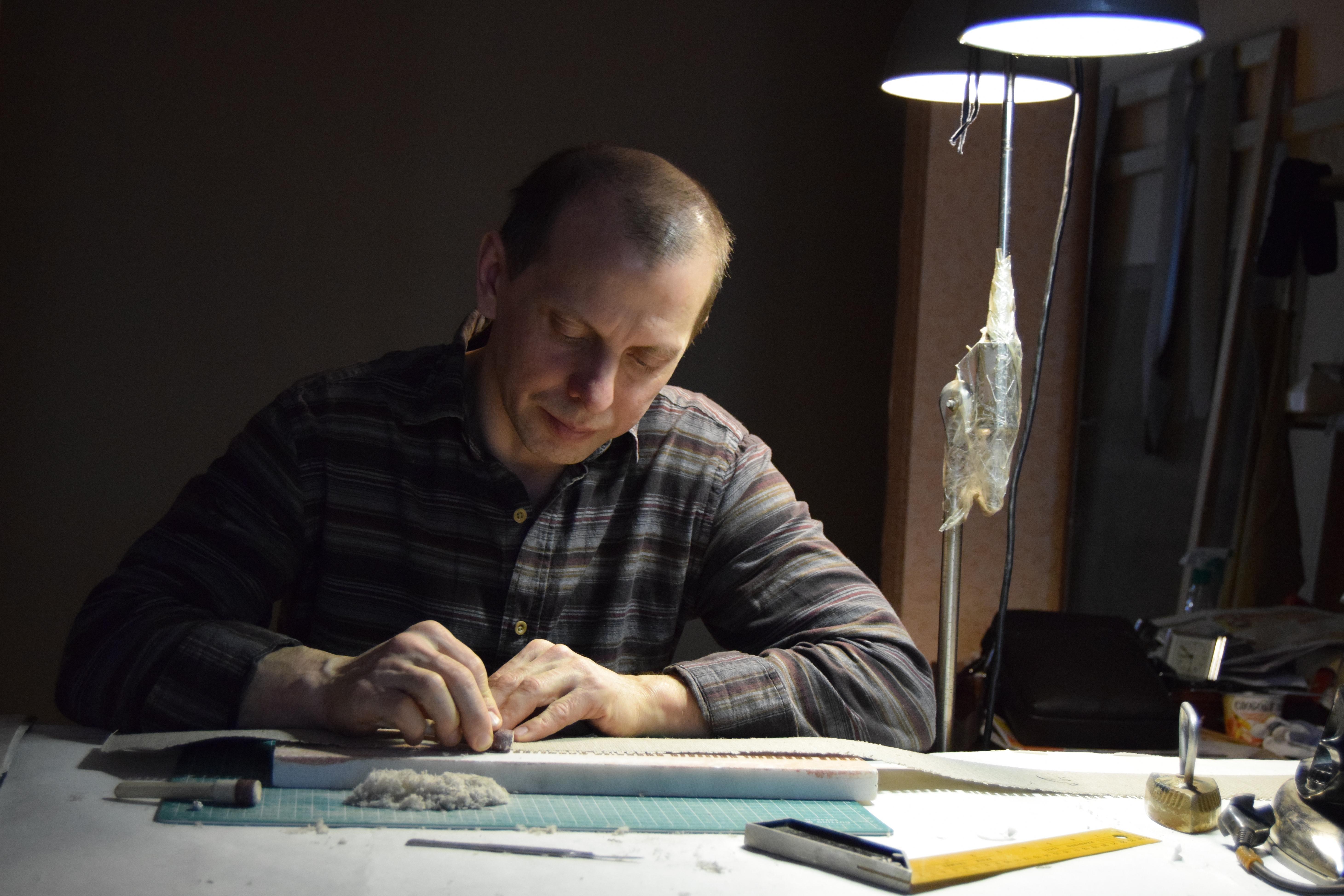 Анатолий Никифоров о работе, творчестве и «морской пенке»