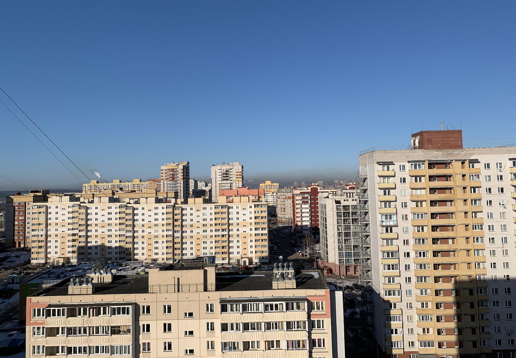 На последней неделе марта в Кирове потеплеет до плюс 7-9 градусов
