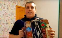 Кировский гармонист написал песню про коронавирус