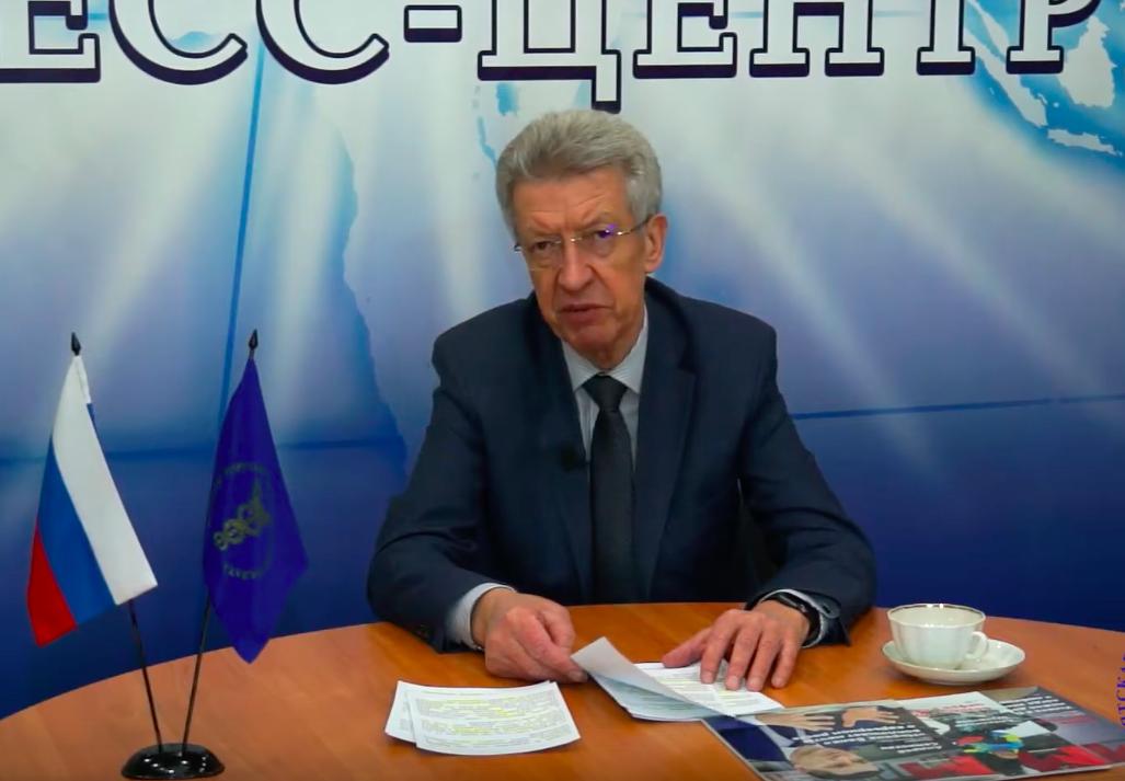 Николай Липатников о работе Вятской ТПП