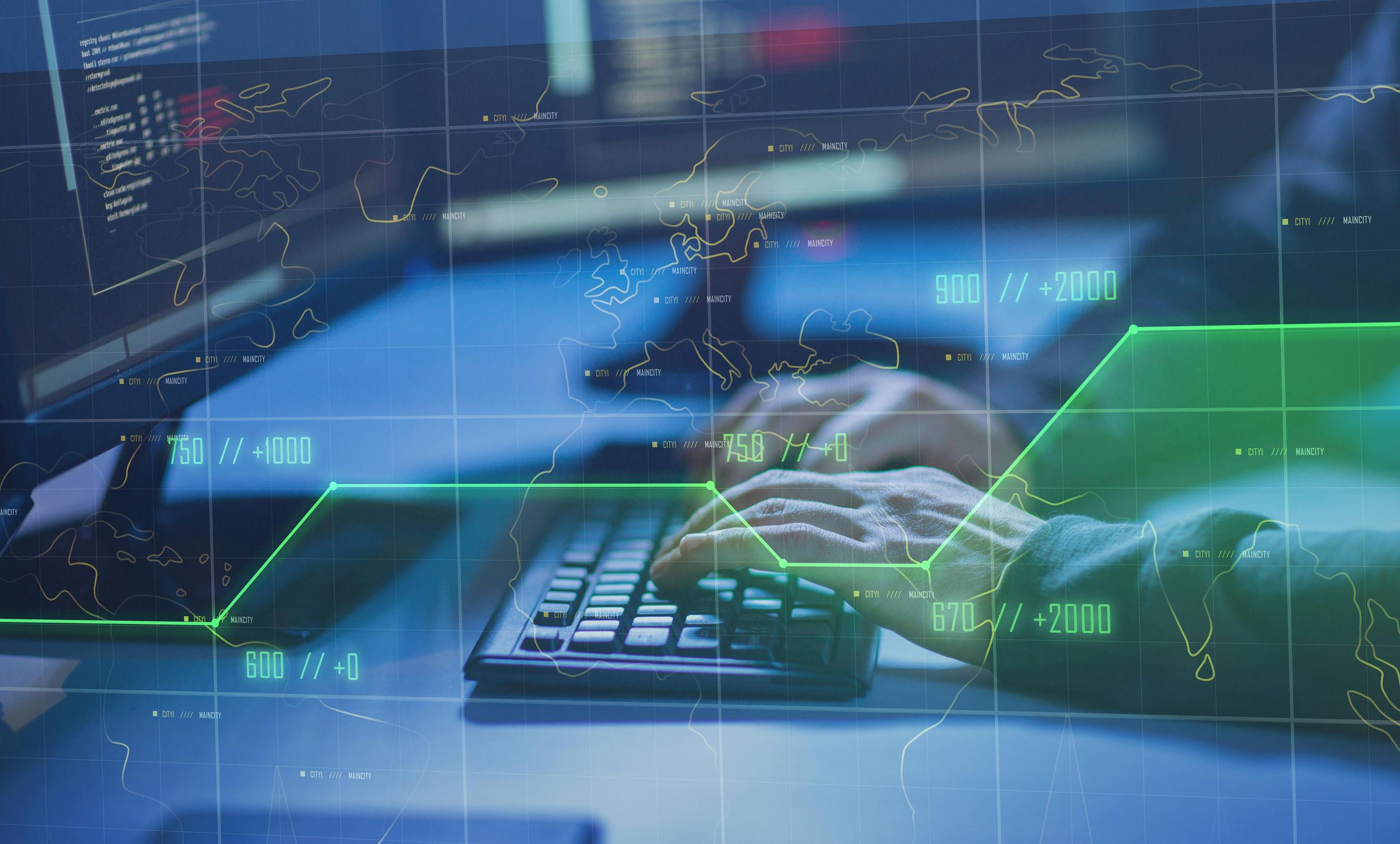 «Ростелеком» озвучил статистику кибератак в Приволжском федеральном округе