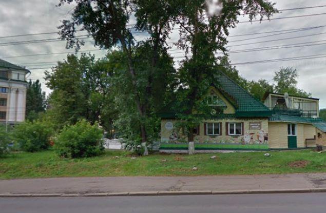 В центре Кирова снесут кафе, простоявшее почти 20 лет