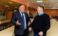 Олег Валенчук: «Кировские школьники будут питаться вкусно и полезно!»
