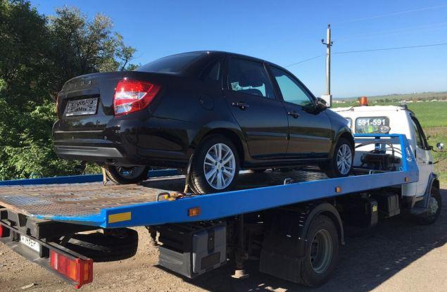 «Вятавтодор» займется эвакуацией автомобилей с кировских улиц